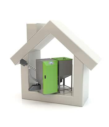 Installation chaudière biomasse